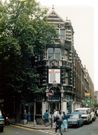Bill Lewington Shop in Shaftesbury Avenue