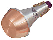 Trumpet Straight Mute - Copper Bottom