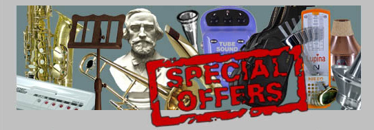 Special Offers - Click for full details