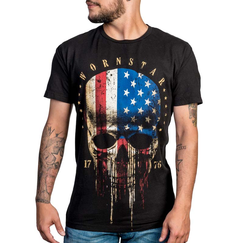 50b6a32996e Wornstar Rock N Roll Clothing in the UK - Purchase Online